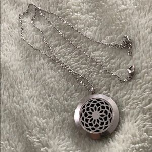 Essential oil diffuser aromatherapy necklace